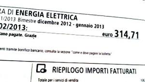 Bolletta-elettrica